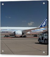 Fourth Boeing 787 Prototype Mesa Gateway Arizona Acrylic Print