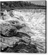 Fourth Chute Falls Acrylic Print