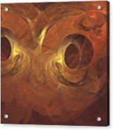 Fractal  020 Acrylic Print
