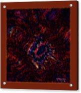 Fractal Centrifuge Acrylic Print