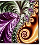 Fractal Design 7 Acrylic Print