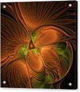 Fractal Design  -d- Acrylic Print