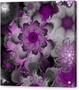 Fractal Garden 4 Acrylic Print