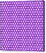Fractal Pattern 300 Acrylic Print