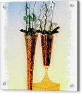 Fragile In Carthusia Acrylic Print