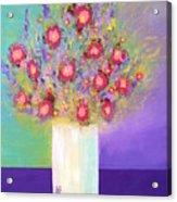 Fragrance Arrangement  Acrylic Print