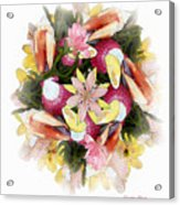 Fragrant Seabreeze Acrylic Print
