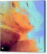 Frame The Unbroken View Acrylic Print