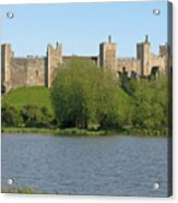 Framlingham Castle Acrylic Print