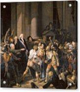 France: Bread Riot, 1793 Acrylic Print