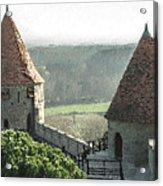 France - Id 16235-220244-1257 Acrylic Print