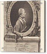 Francis II, Holy Roman Emperor Acrylic Print