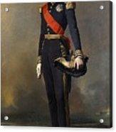 Francois-ferdinand-philippe Dorleans Prince De Joinville Franz Xavier Winterhalter Acrylic Print