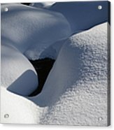 Franconia Brook - White Mountains New Hampshire  Acrylic Print