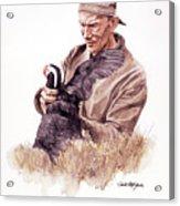 Frank Beebe Acrylic Print