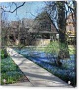 Frank Lloyd Wright Studio Acrylic Print