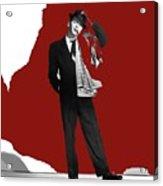 Frank Sinatra Pal Joey  1957-2015 Acrylic Print