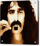 Frank Zappa Acrylic Print