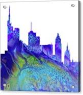 Frankfurt Skyline 3 Acrylic Print