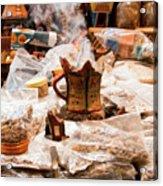 Frankincense And Myrrh Acrylic Print
