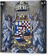 Franz Joseph Motto Acrylic Print