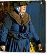 Frau Kitzler Goes Hunting Acrylic Print