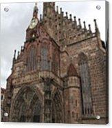 Frauenkirche - Nuremberg Acrylic Print