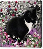 Freckles In Flowers II Acrylic Print