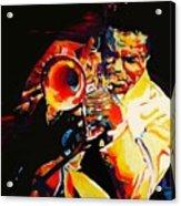 Freddie Hubbard Acrylic Print