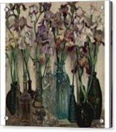 Frederick Judd Waugh 1861 1940 Rum Row Acrylic Print