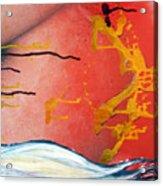 Free Art Number 1007 Acrylic Print