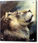 Free King Acrylic Print