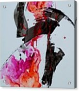 Free Spirit 008 Acrylic Print