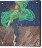 Free Spirit IIi Acrylic Print