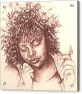 Free To Be Acrylic Print