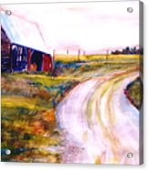 Freedman Farm Acrylic Print