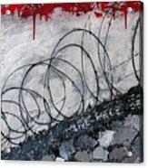 Freedom - Award To The Brave Acrylic Print