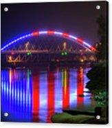 Freedom Bridge Acrylic Print