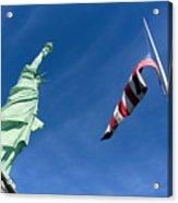 Freedom Flag Acrylic Print