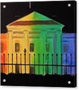 Freedom House Acrylic Print