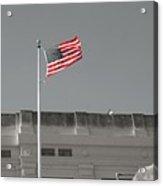 Freedom In Prison Acrylic Print