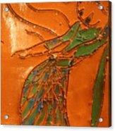 Freedom Of Dance - Tiled Acrylic Print