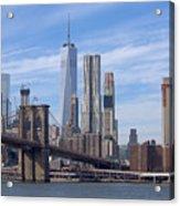 Freedom Tower I I Acrylic Print