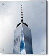 Freedom Tower Acrylic Print