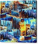 Freeway Park 3 Acrylic Print