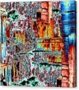 Freeway Park 6 Acrylic Print