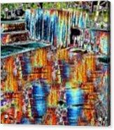 Freeway Park 8 Acrylic Print