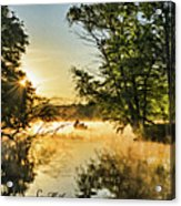 French Creek 17-038 Acrylic Print