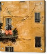 French Laundry Acrylic Print