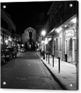 French Quarter #1 Acrylic Print
